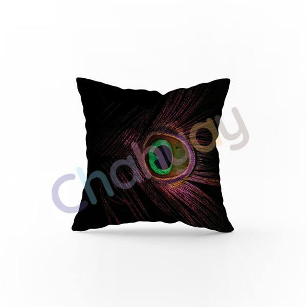 PeaCok Cushion