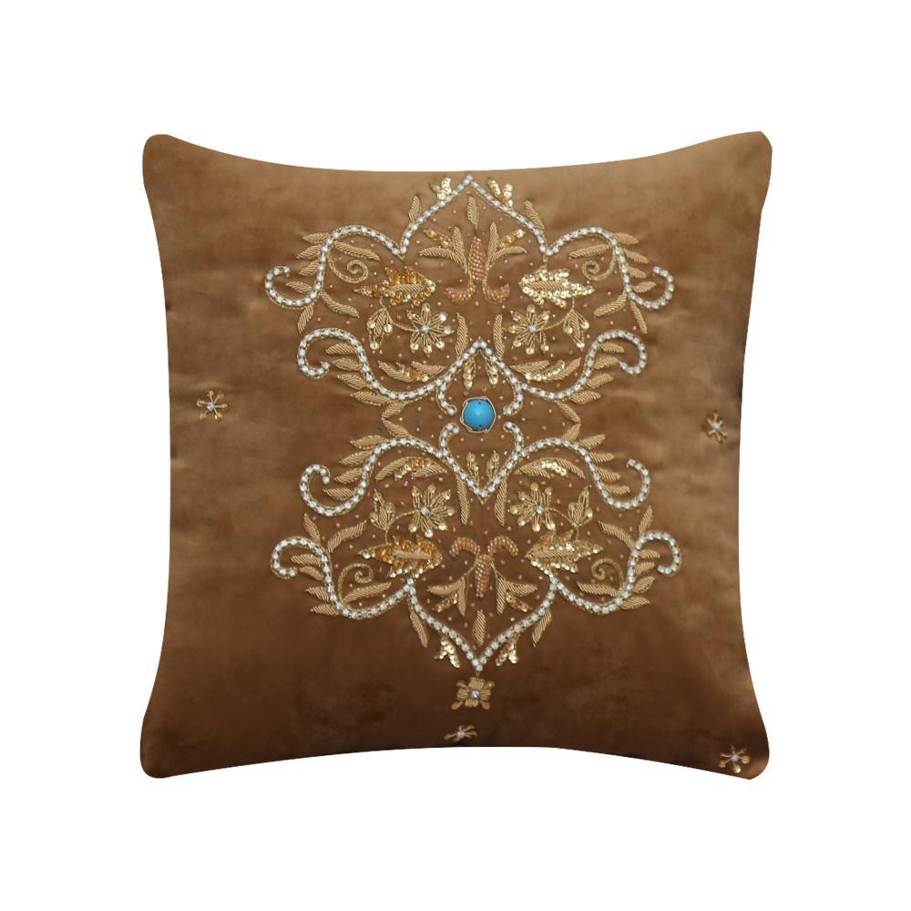 Holt Trellis Cushion Cover