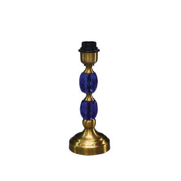 Blue Aharon Table Lamp