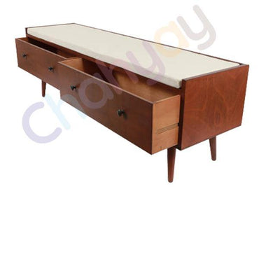 Gibbens Upholstered Storage Bench