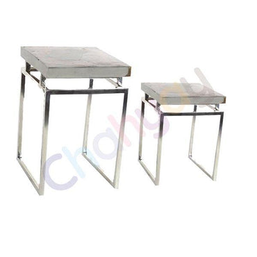 Ozak - 2 Piece End Table Set