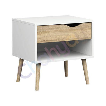 Delaware Single Drawer Side Table