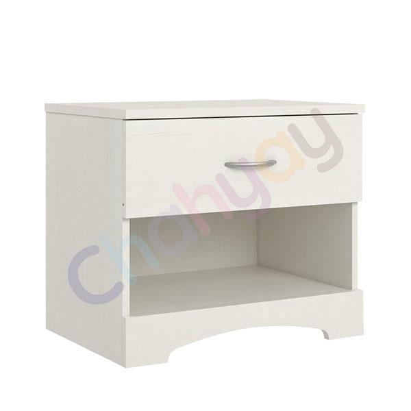 Shreya Single Drawer Side Table