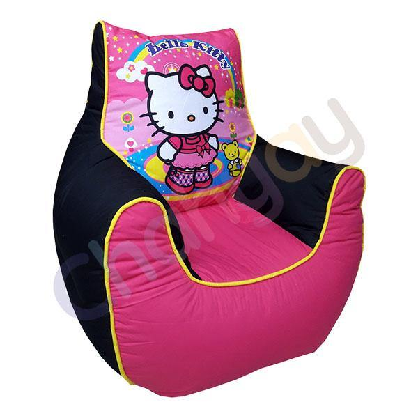 Hello Kitty Kids Bean Bag Sofa
