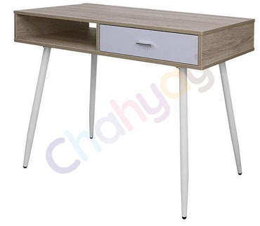 Gudrun Study Table with Drawer