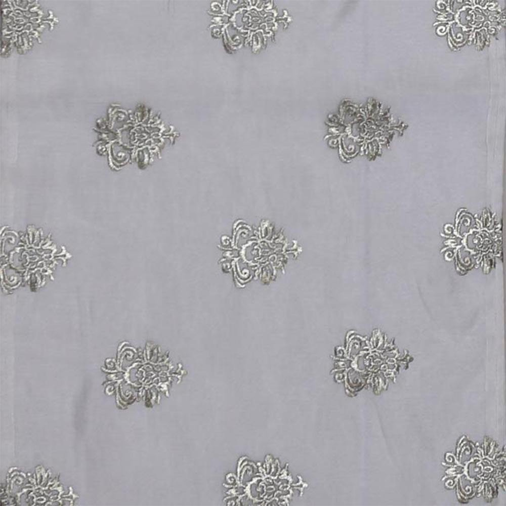 Designer Silver Decorative Table Runner
