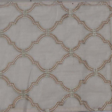 Off White Moroccan Table Runner