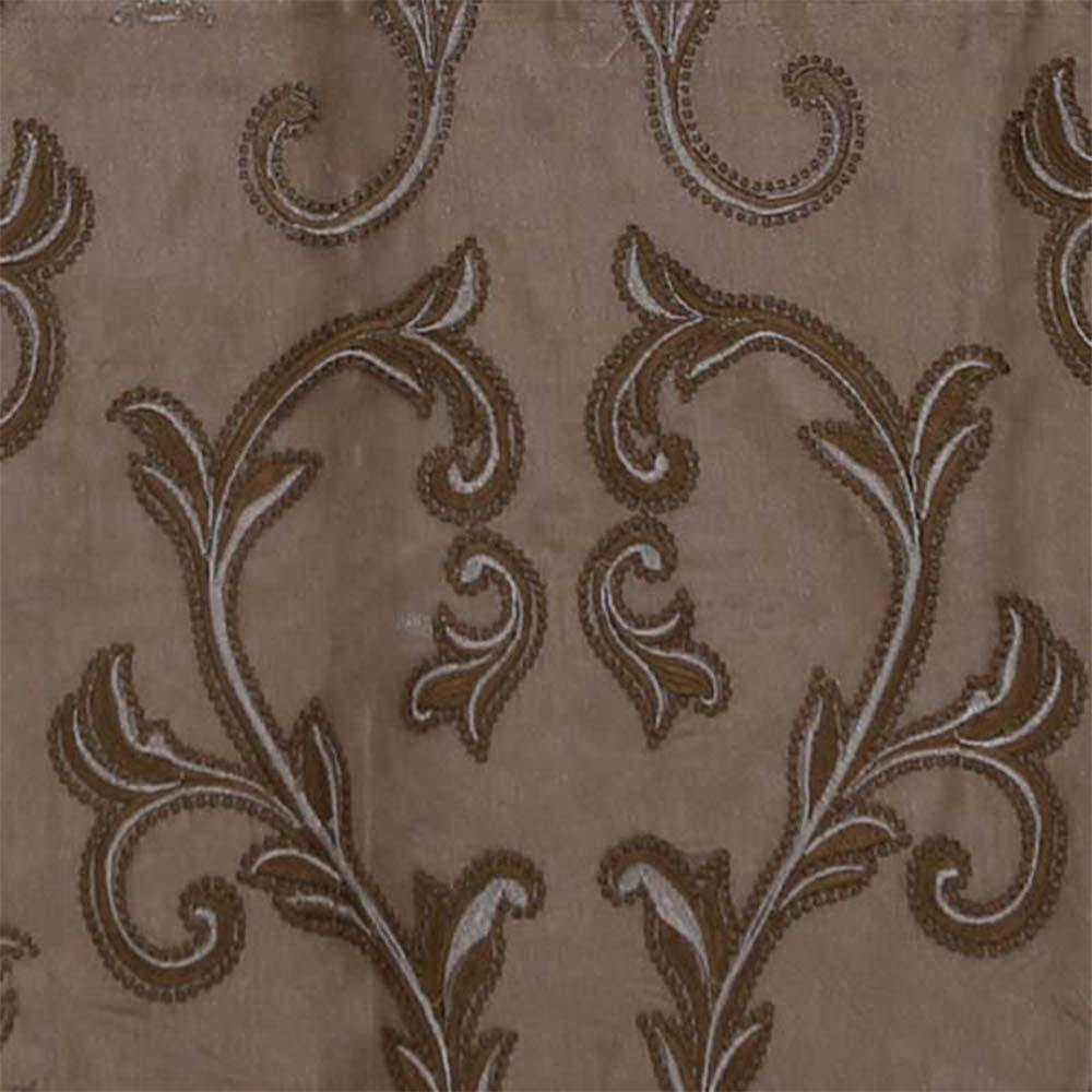 Casablanca Brown Table Runner