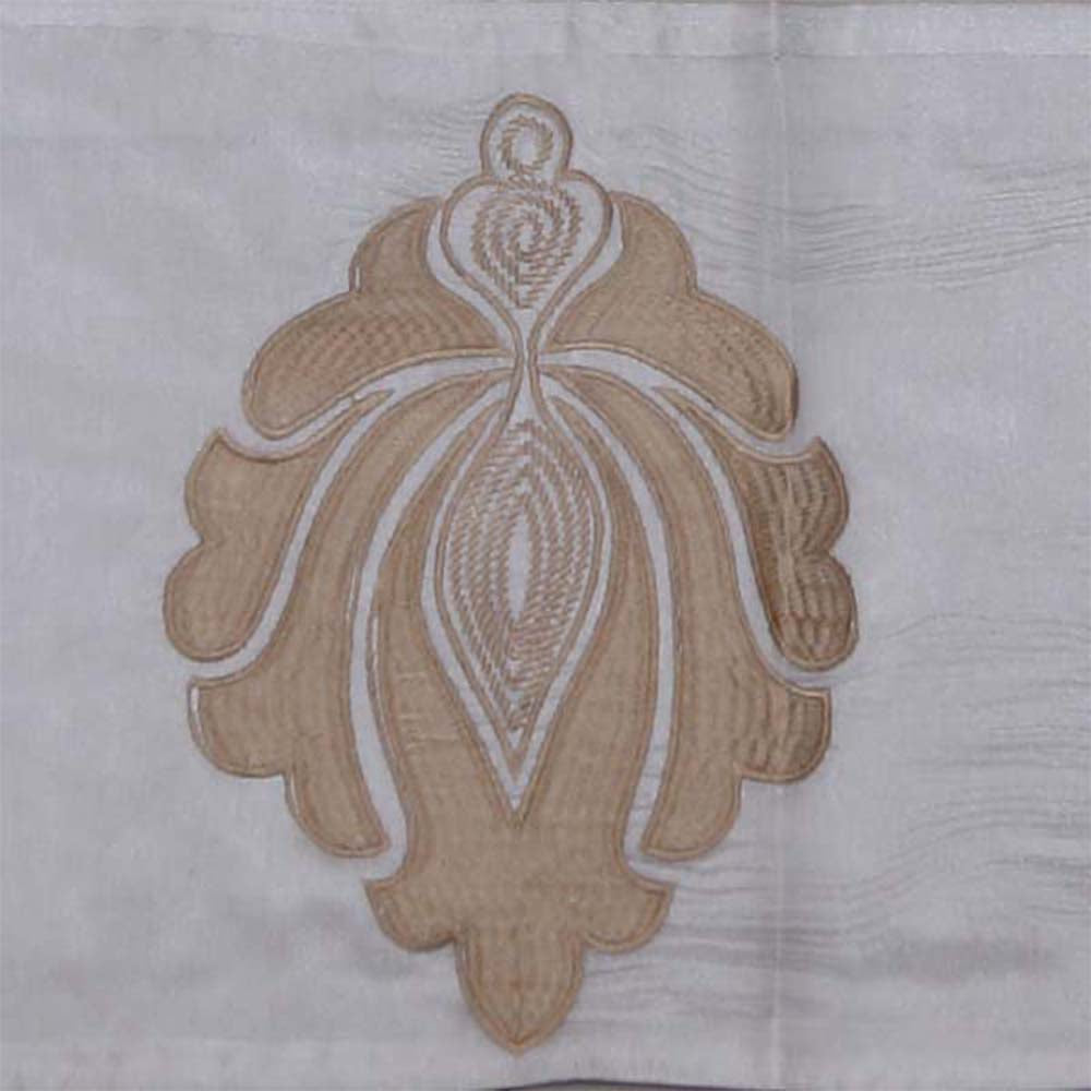 Three Lily Designer Table Runner