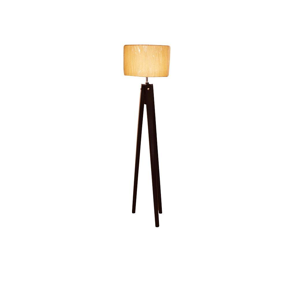 Fernando Wooden Floor Lamp