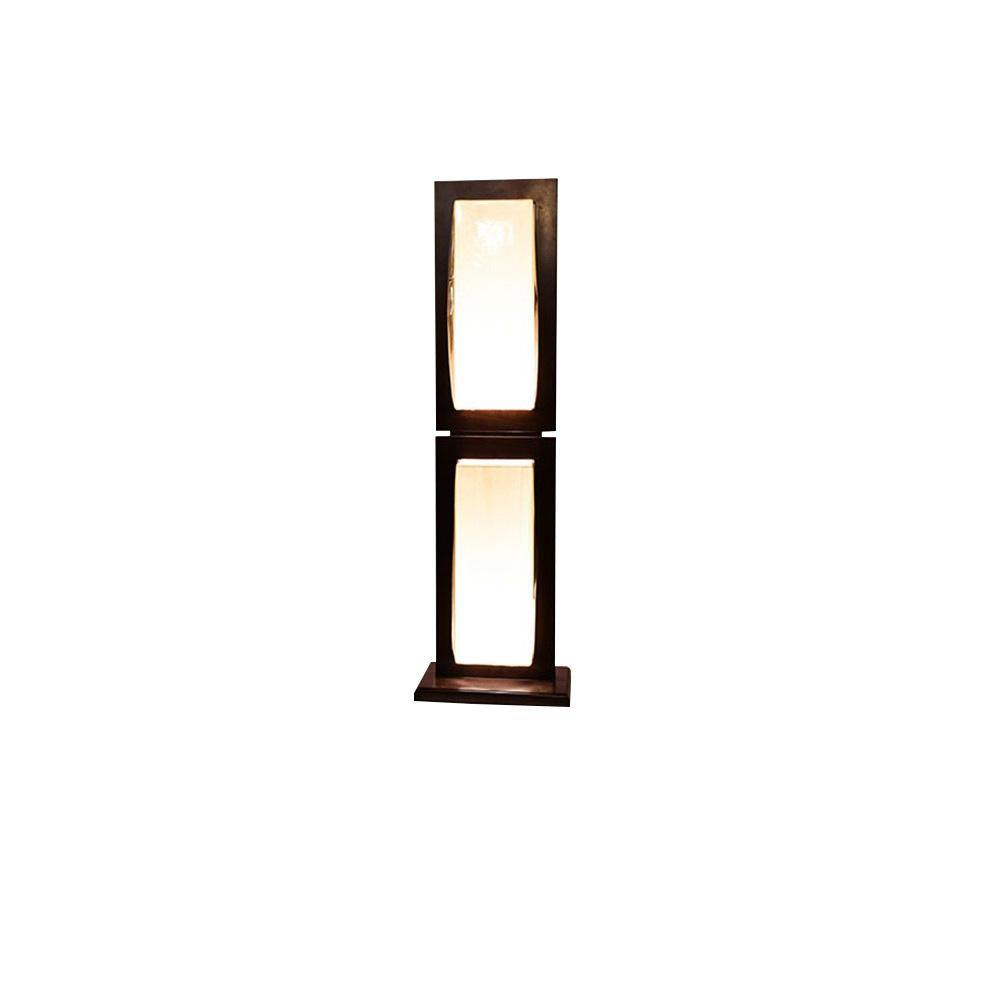 Sandor Wooden Floor lamp