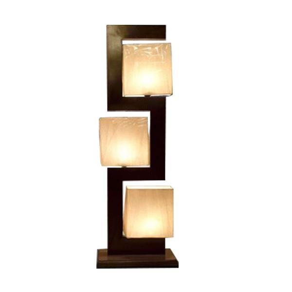 Paul Wooden Floor Lamp