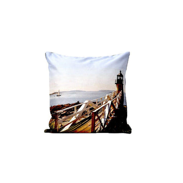 Light house digital cushion