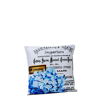 Blue Importer Digital Cushion