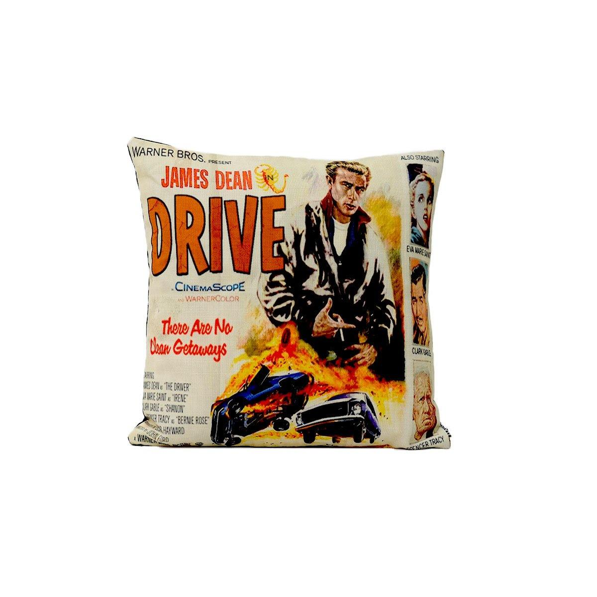 The Drive digital cushion