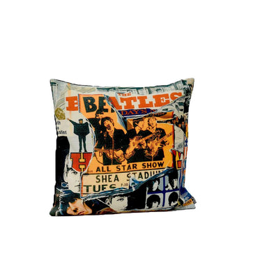Beatles anthology digital cushion
