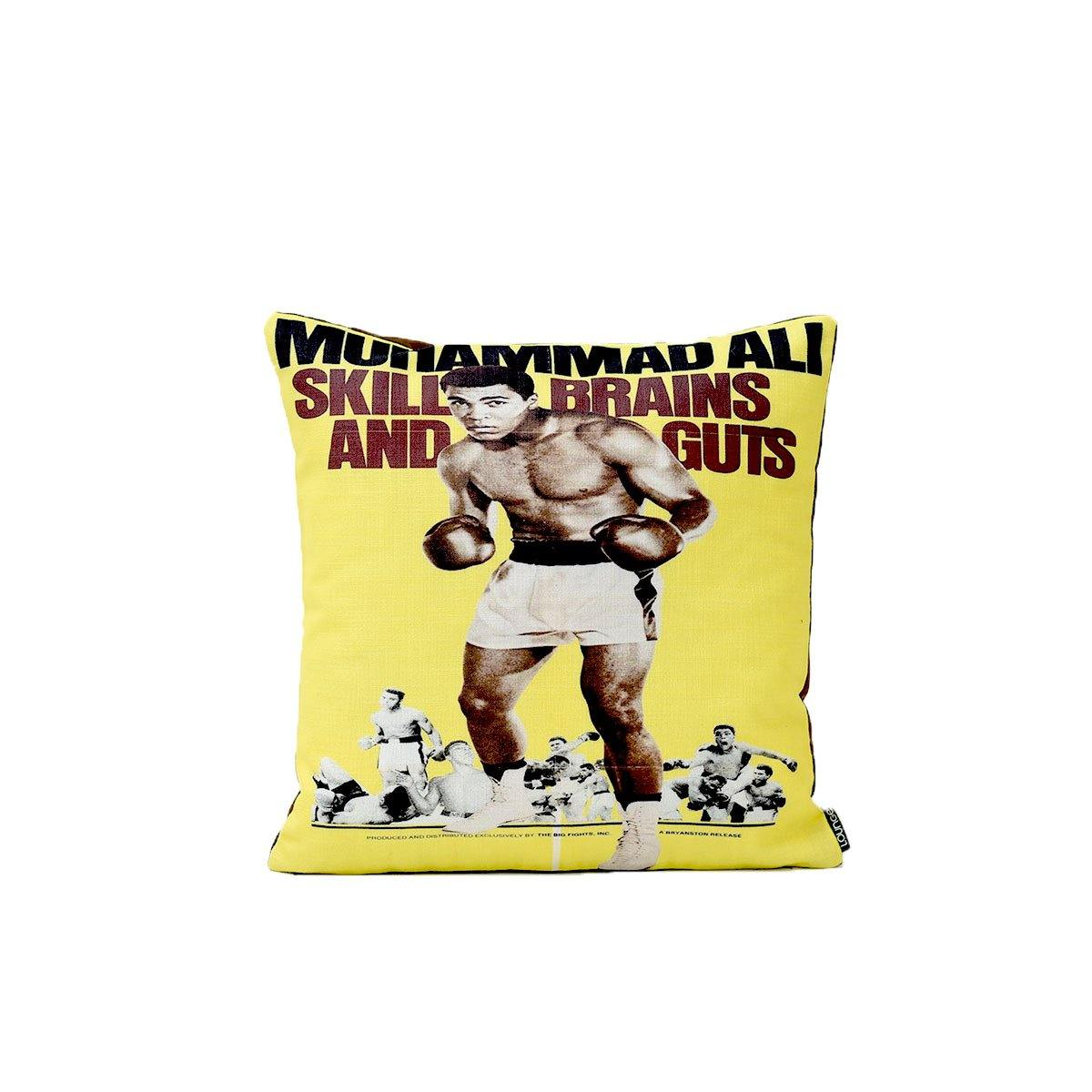 Muhammad Ali Digital Cushion