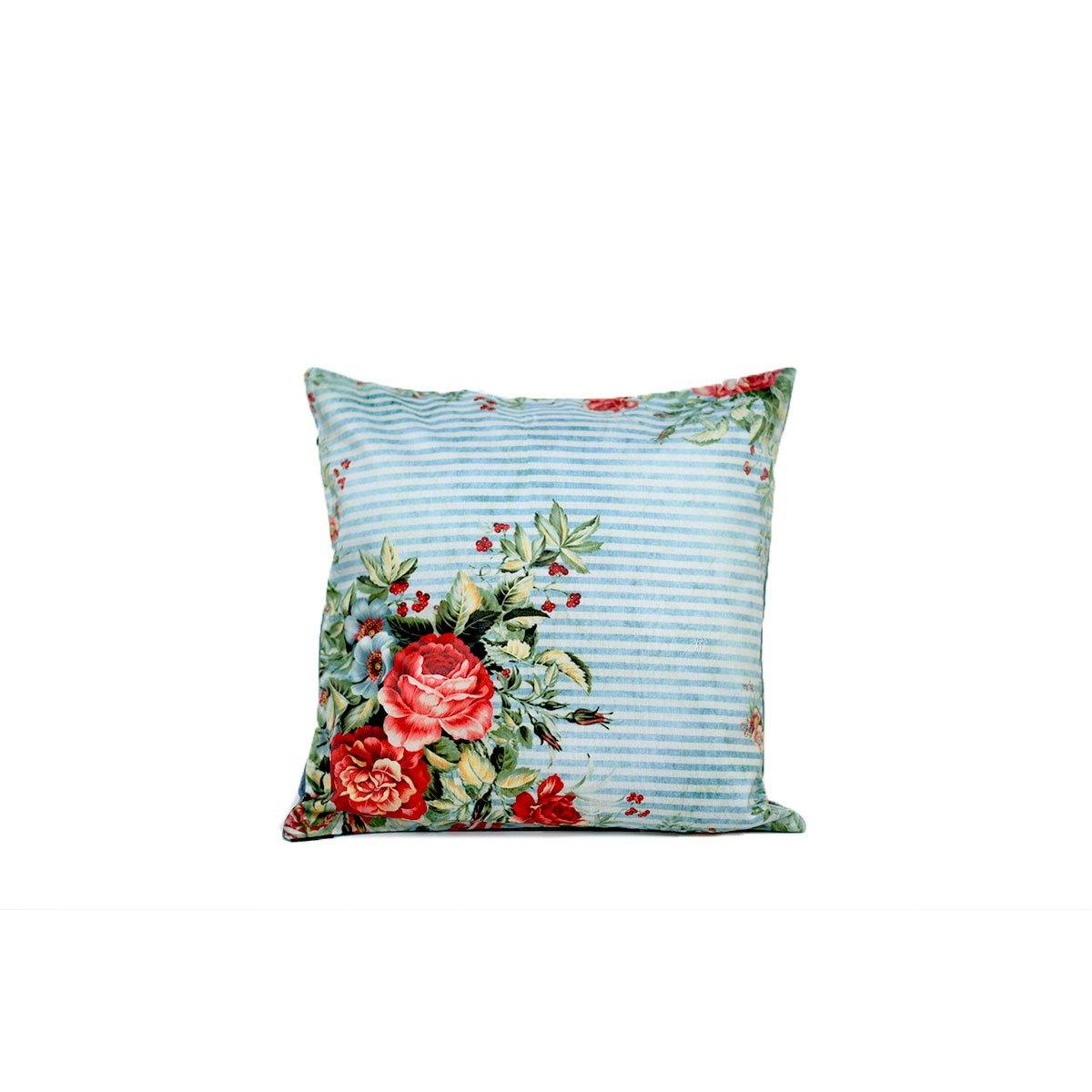 Flower & Lines Digital Cushions