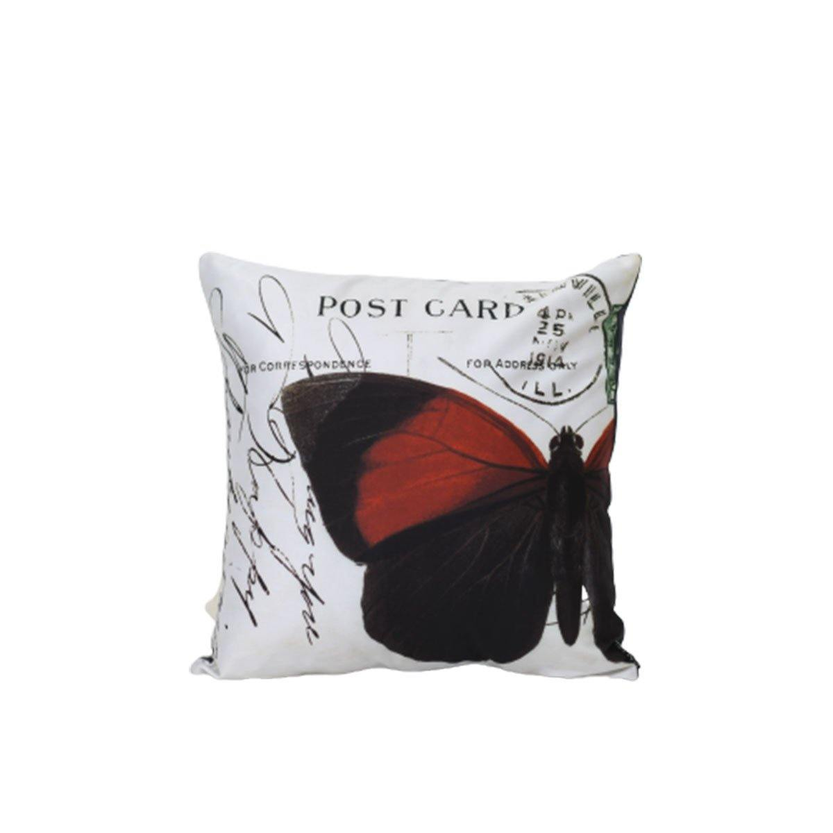 Black Butterfly Digital Cushions
