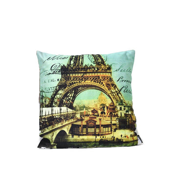 Eiffel Tower Digital Cushions