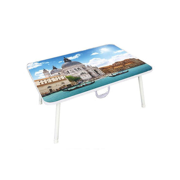 Mosque Print Folding Table