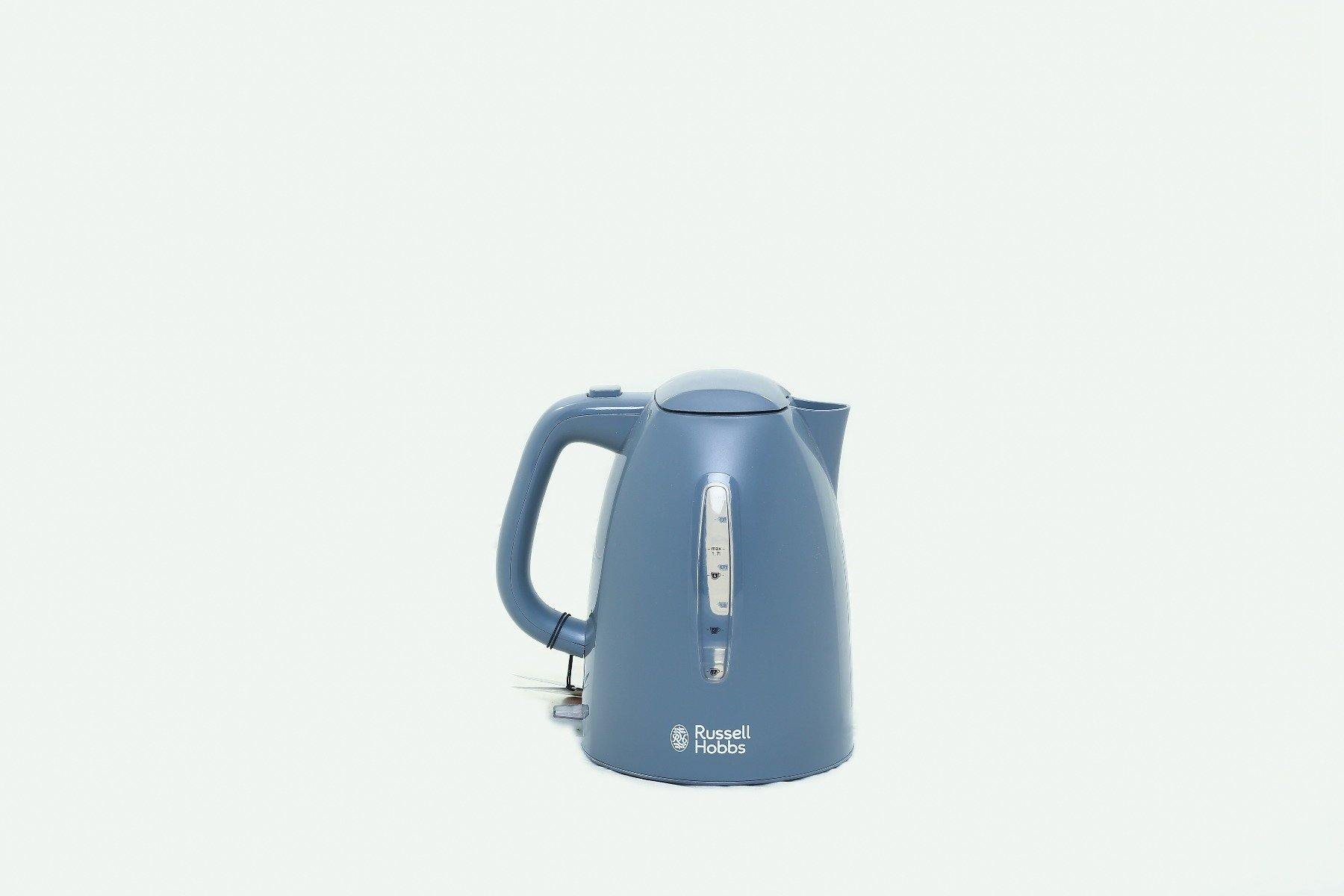 Russell Hoobs Textures Grey Kettle