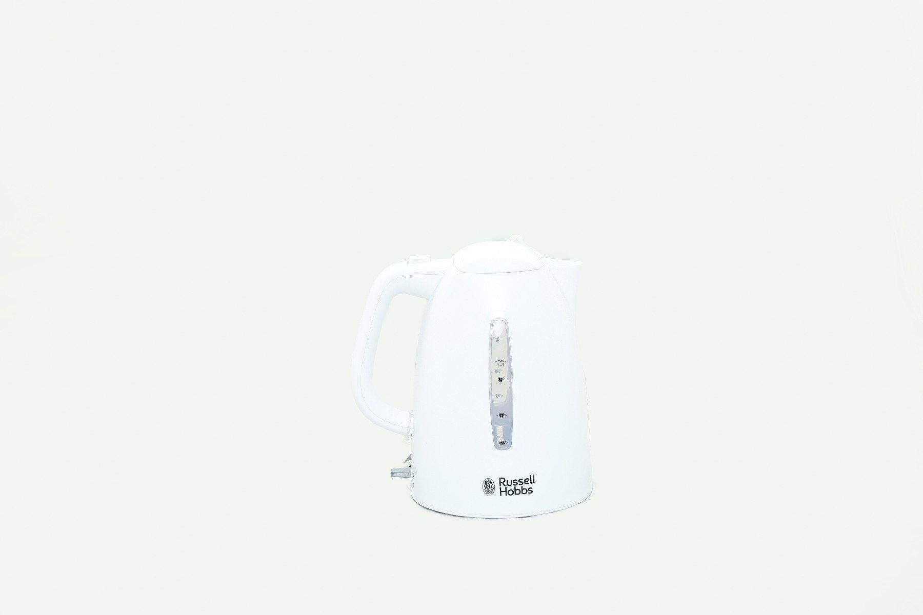 Russell Hoobs Textures White Kettle