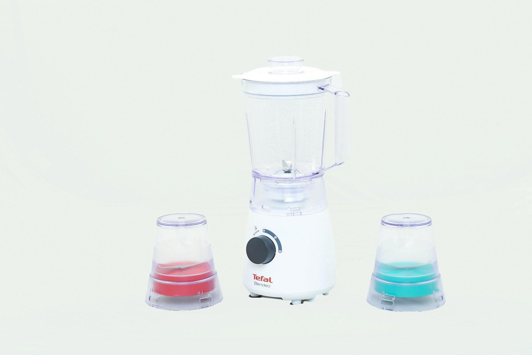 Tefal Blencleo White Blender 400W