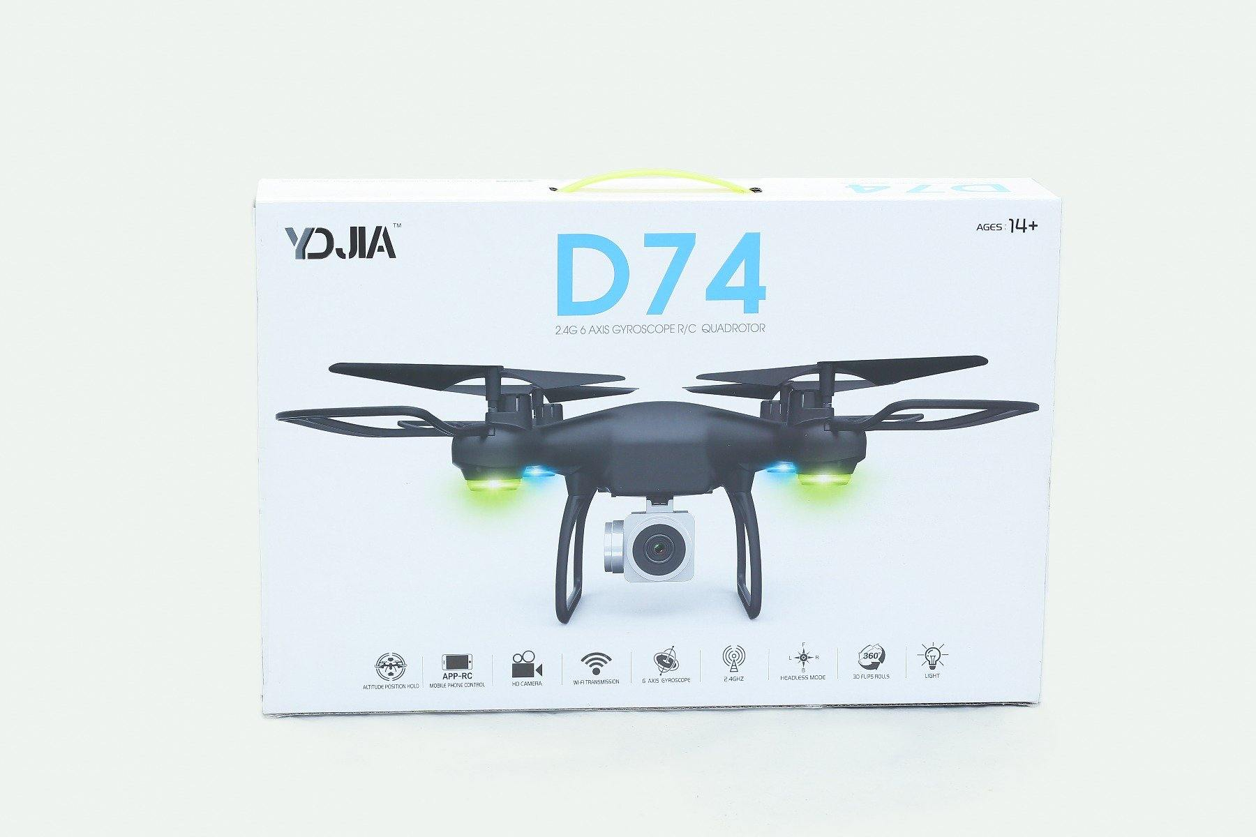 Drone D74G