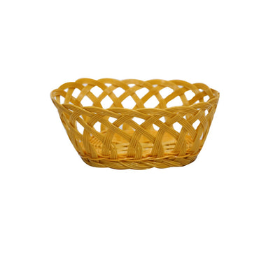 Naan Basket/Bread yellow