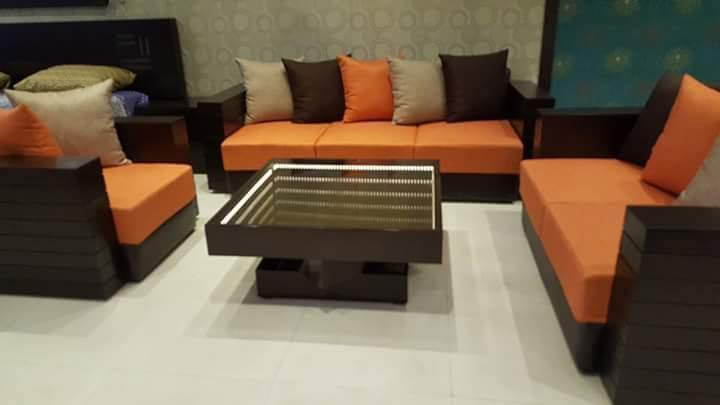 Povtro Coffee Table