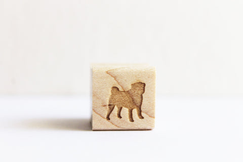 Little Pug Stamp