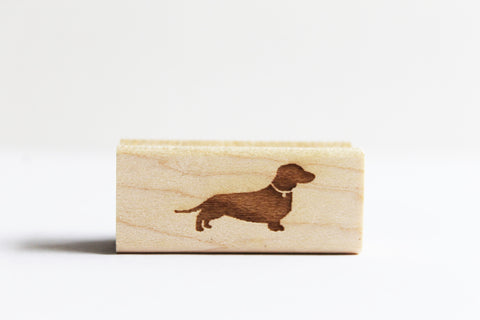 Little Dachshund Stamp