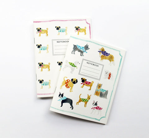 Dogs & Pugs Notebooks