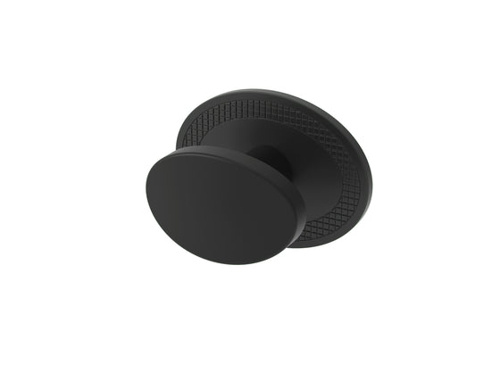 "BEETLE GRANADO KNOB 1 5-8""Matt Black"