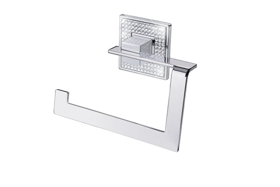 DIAMOND SWAROVSKI TOILET PAPER HOLDER