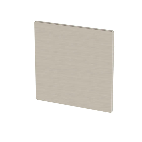 "PLANA KNOB 2"" Brushed Nickel"