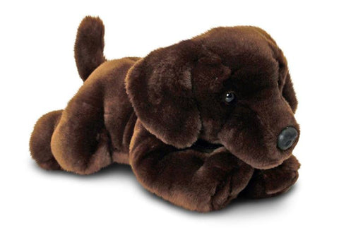 Chocolate Puppy Labrador Toy