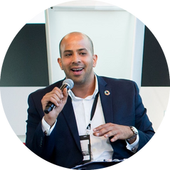 Mohamed Farid- Founder & Executive Director