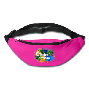 Bum bag - fuchsia