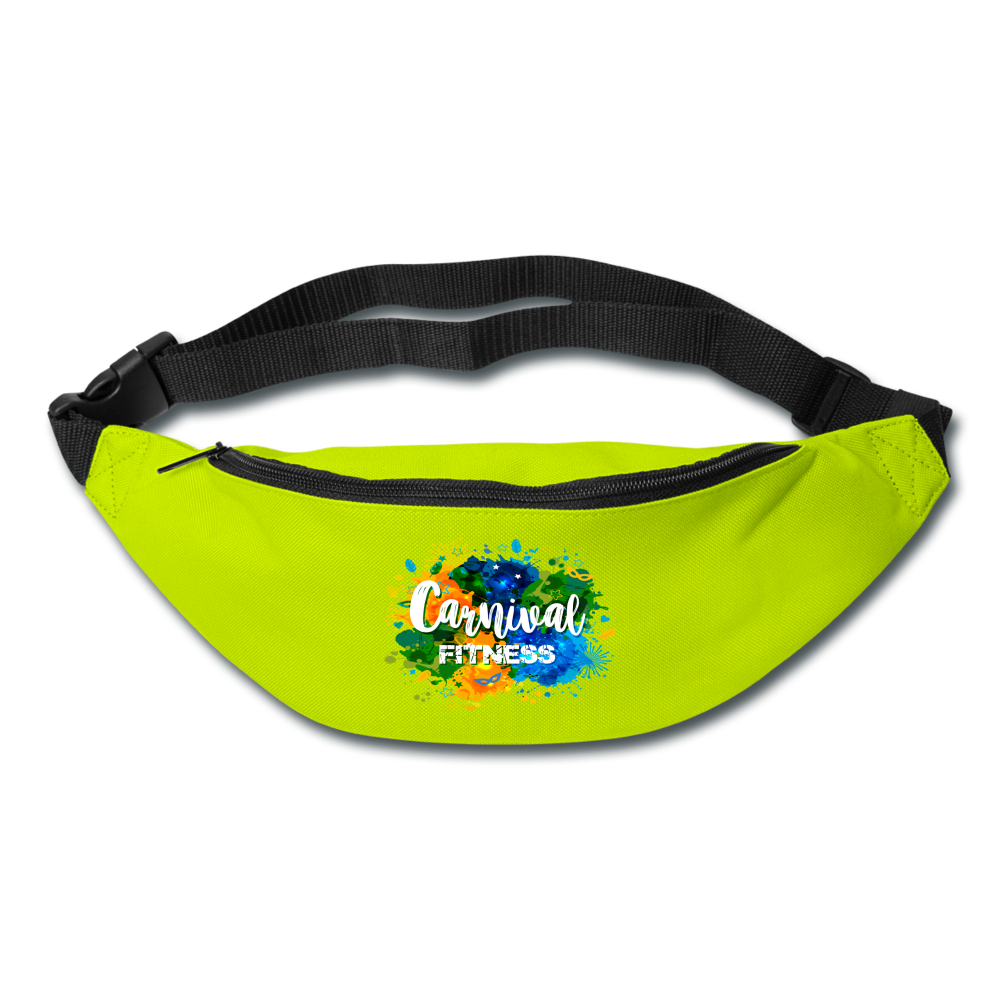 Bum bag - lime green