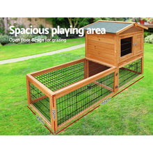 Load image into Gallery viewer, i.Pet 155cm Tall Wooden Pet Coop