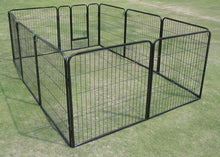 Load image into Gallery viewer, 10 x 1200 Tall Panel Pet Exercise Pen Enclosure