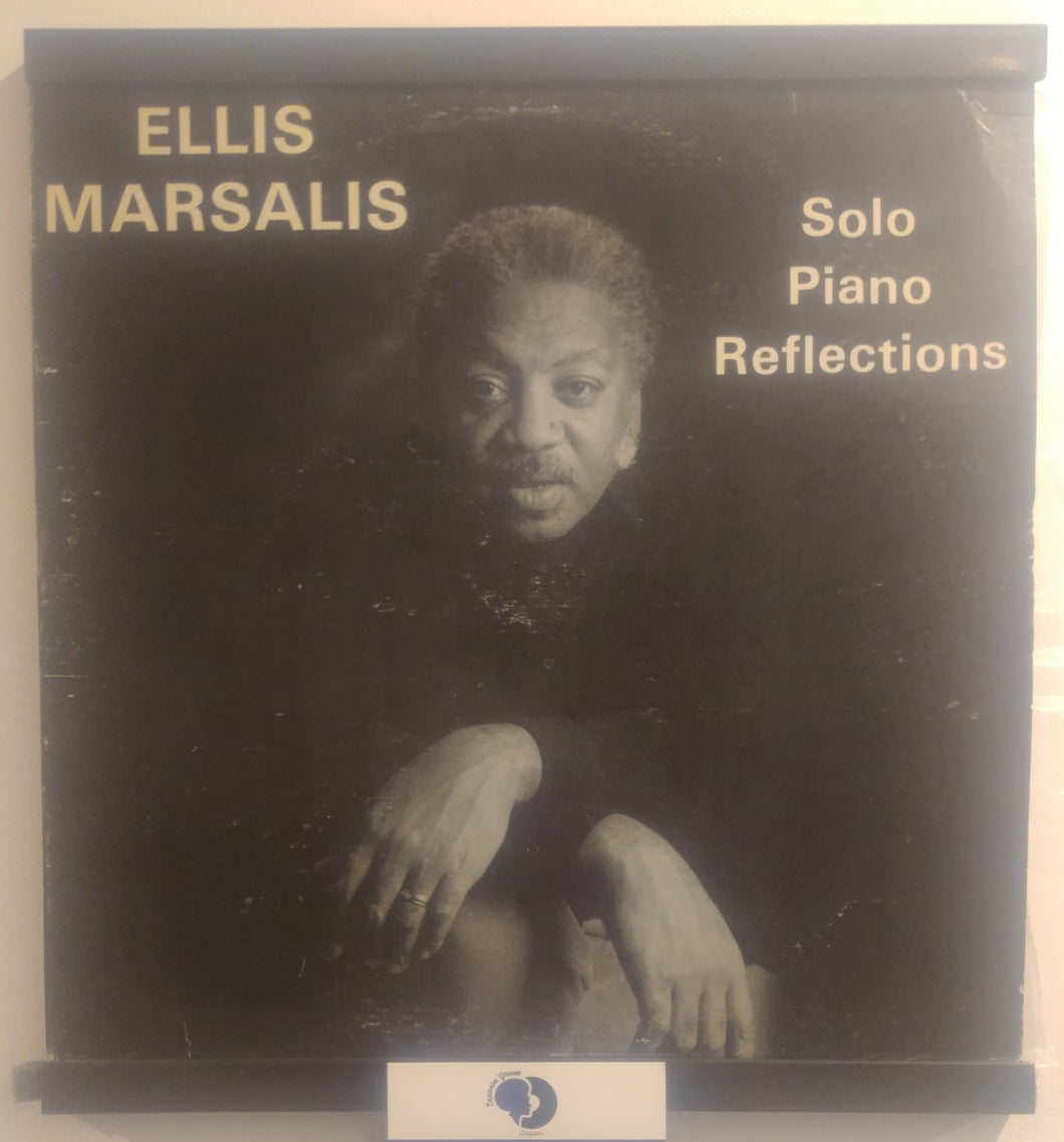 Ellis Marsalis ‎– Solo Piano Reflections (Vinyle usagé / Used LP)