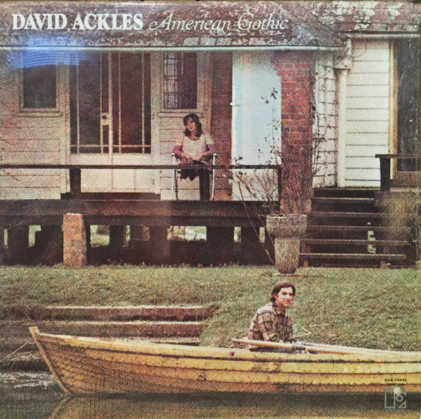 David Ackles ‎– American Gothic (Vinyle usagé / Used LP)