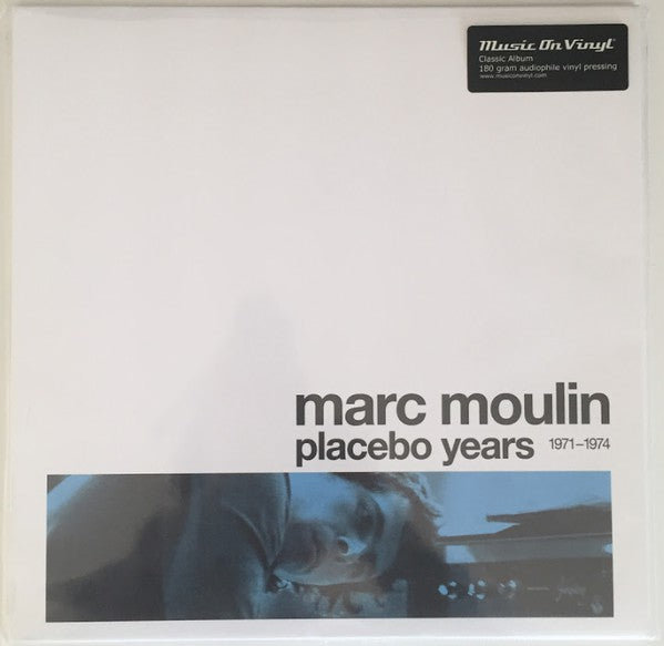 Marc Moulin ‎– Placebo Years (Vinyle neuf/New LP)