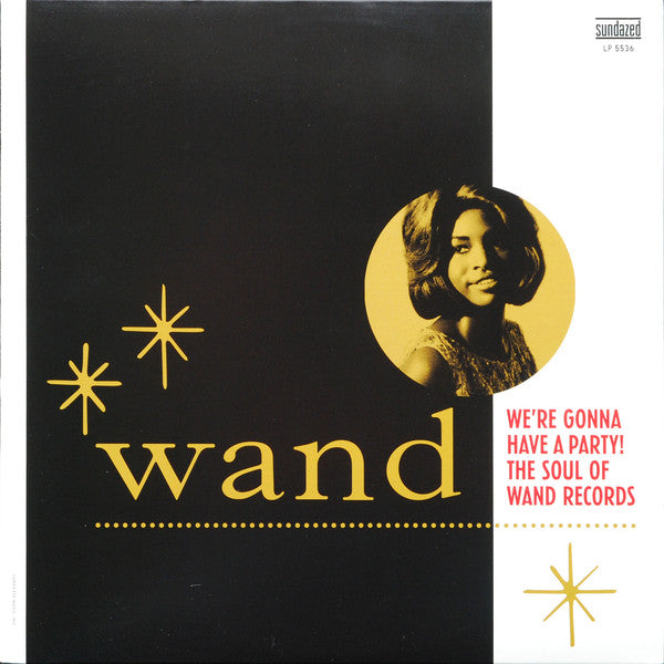 Various ‎– We're Gonna Have A Party! The Soul Of Wand Records (Vinyle neuf/New LP)