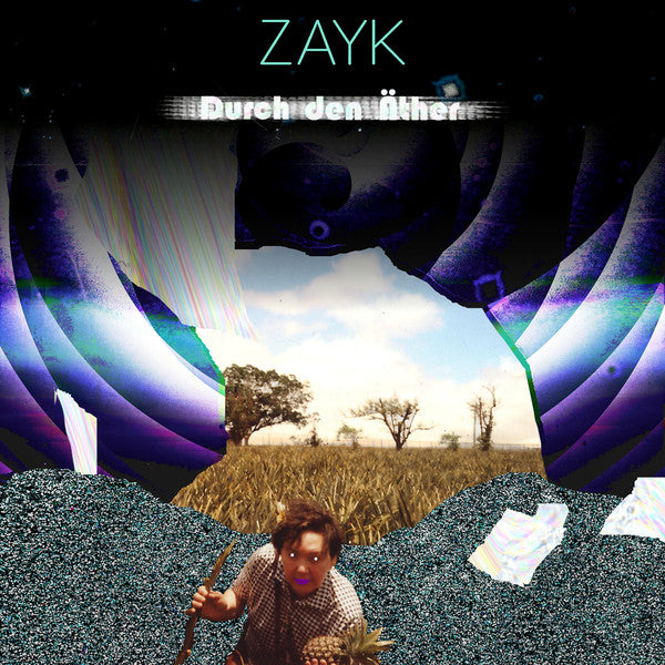 Zayk ‎– Durch Den Äther (Vinyle neuf/New LP)