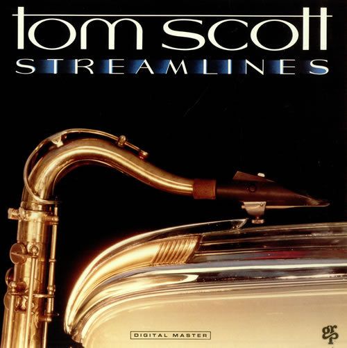 Tom Scott ‎– Streamlines (Vinyle usagé / Used LP)