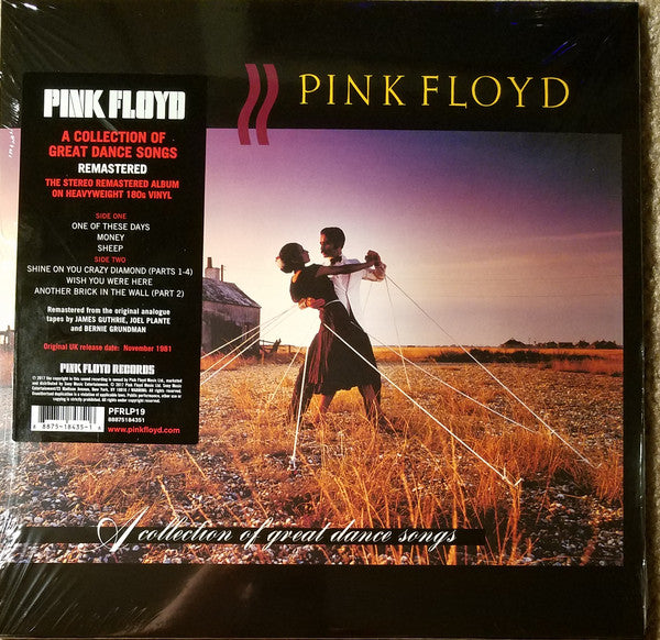 Pink Floyd ‎– A Collection Of Great Dance Songs (Vinyle neuf/New LP)